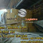 Paket Kiriman Banda Aceh