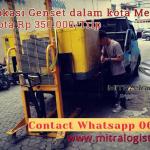 Jasa Relokasi Genset Medan