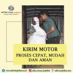 Jasa Pengiriman Motor Dari Medan Ke Aceh