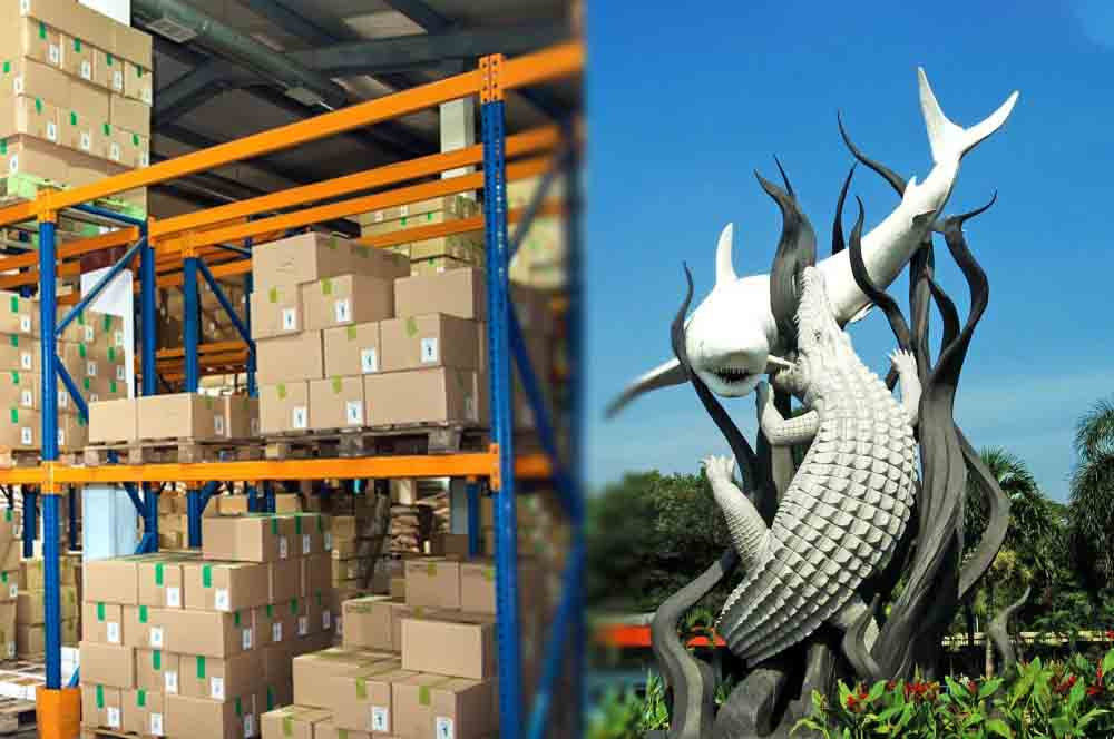 pengiriman barang dari medan ke surabaya