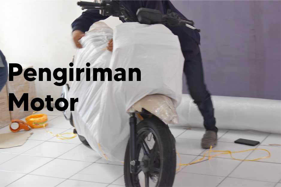 pengiriman motor ke bandung