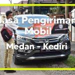 Jasa Kirim Mobil Medan Ke Kediri