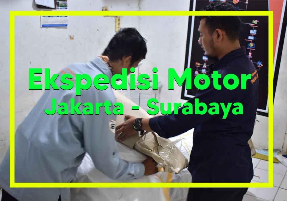 Ekspedisi Motor Jakarta Surabaya