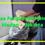 Jasa Pengiriman Motor Medan Ke Jakarta