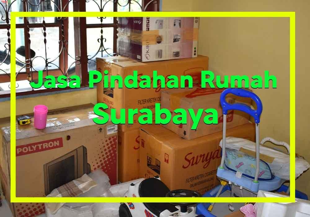 Jasa Pindahan Rumah Surabaya