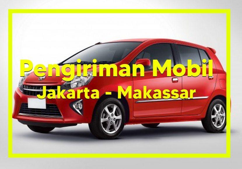 Pengiriman Mobil Dari Jakarta Ke Makassar