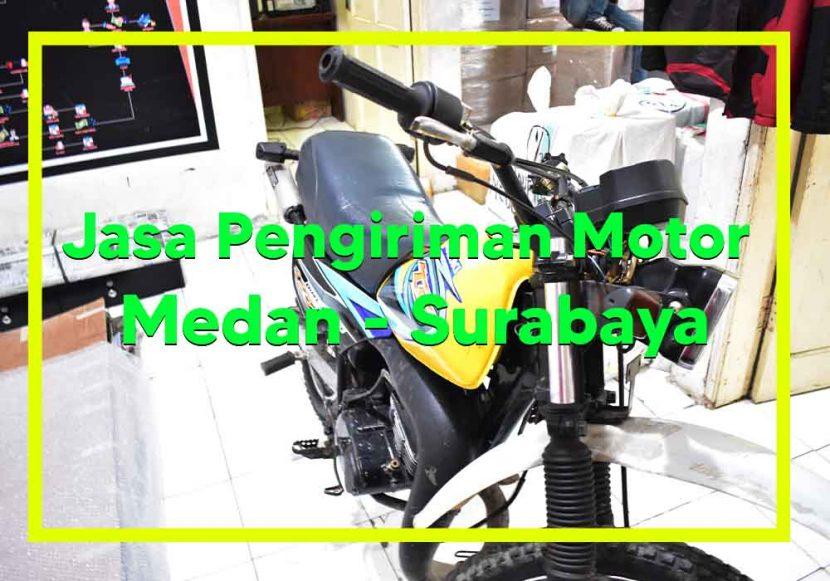 Pengiriman Motor Medan Ke Surabaya