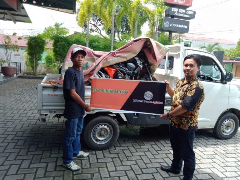 Tarif Pengiriman Motor Indah Cargo