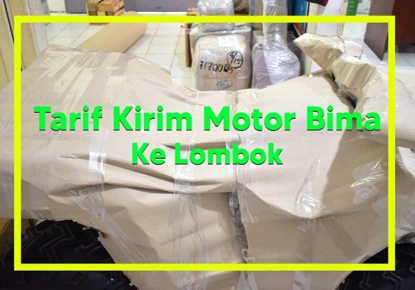 Tarif Kirim Motor Bima Ke Lombok