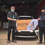 Jasa Pengiriman Mobil Medan Tangerang
