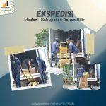 Ekspedisi Medan Kabupaten Rokan Hilir