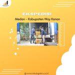 Ekspedisi Medan Kabupaten Way Kanan